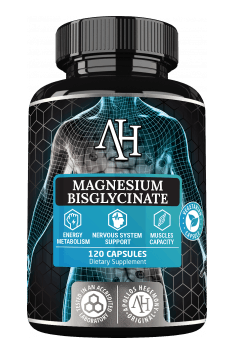 Recommended Magnesium Bisglycinate supplement - Apollo's Hegemony Magnesium Bisglycinate