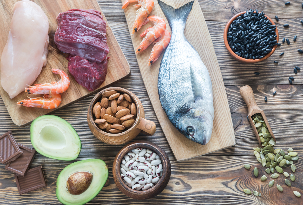 Most important dietary sources of Zinc